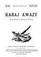 Karaj Awazy. 1935 №01.pdf