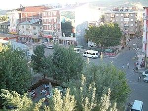 Elazığ Province - Image: Karakocan belediye parki