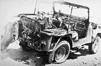 Battle of Karameh - Image: Karama aftermath 3