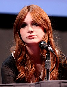 List Of Redheads Wikipedia