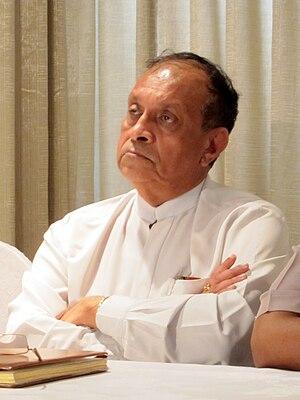 Mayor of Colombo - Image: Karu Jayasuriya