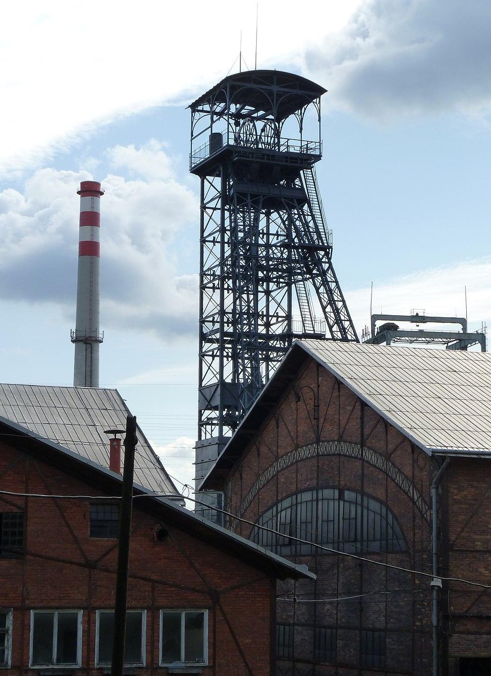 Karviná, důl Barbora (1)