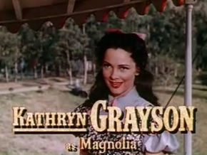 Description de l'image  Kathryn Grayson in Show Boat trailer.jpg.
