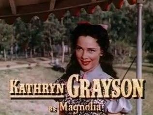 Kathryn Grayson in Show Boat trailer