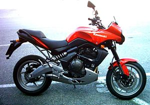 Permalink to Kawasaki Versys