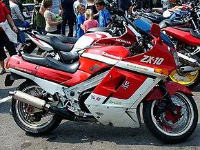 Kawasaki Tomcat ZX-10 - Wikipedia