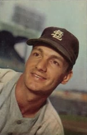 Jim Dyck - Dyck in about 1953.