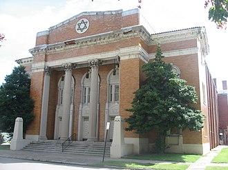 Joseph & Joseph - Keneseth Israel Synagogue