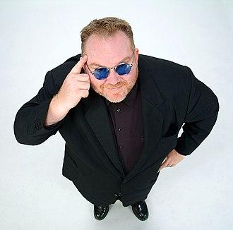 Kevin James (magician) - Image: Kevin James 1