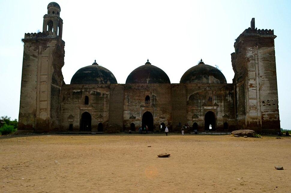 Khan Masjid 6