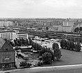 Kilátás a Hotel Pullman Dresden Newa-ból (Prager Strasse 2.) kelet felé. Fortepan 98111.jpg