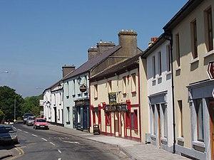 Killala - Image: Killala street scene geograph.org.uk 486739