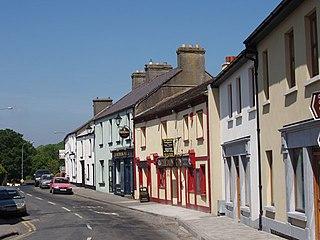 Village in Connacht, Ireland