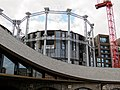King's Cross Central development Coal Drops Yard and Gasholders, London England 02.jpg