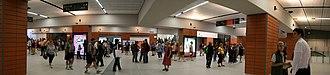 King George Square busway station - Image: King George Square Busway Station