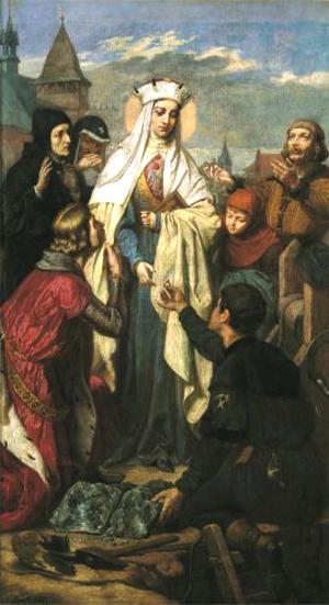 Florian Cynk - Saint Kinga