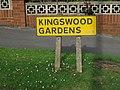 Kingswood Gardens street sign.jpg