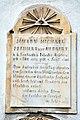 Klagenfurt Sankt Peter alter Friedhof Grab Johann Michael von Herbert 26032009 55.jpg