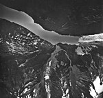 Klooch, Lookout and Crillon Glaciers, mountain glaciers, August 24, 1963 (GLACIERS 5321).jpg