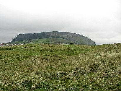 How to get to Knocknarea with public transit - About the place
