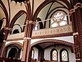 Kościół ewangelicko-augsburski . Widok wnętrza kościoła. - panoramio.jpg