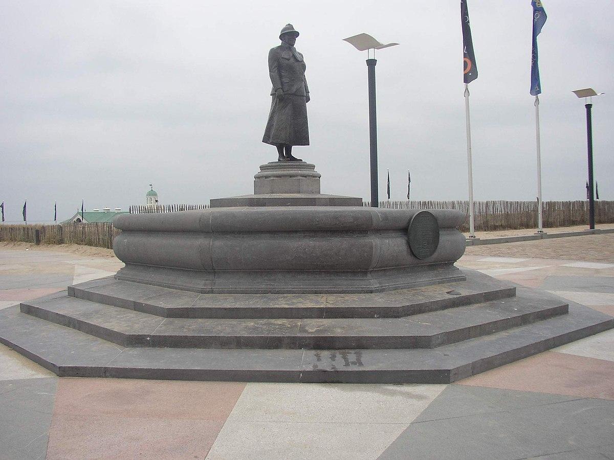 Standbeeld Koningin Wilhelmina (Noordwijk Aan Zee)