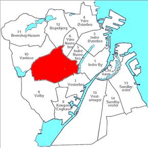 Parishes of the commune
