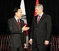 Korea-Canada Summit (September 2009) (4345059347).jpg