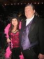Kosmic Debris King Cake Party 2012 Queen C Alan.JPG
