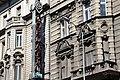 Kossuth Lajos utca 4 és 6 részlet, Cordatic neon, Budapest (38438729981).jpg
