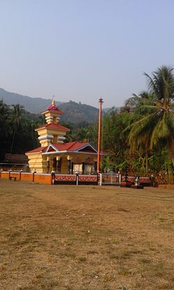 The New Narayana Temple, Kottiyoor