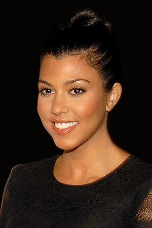 Keeping Up with the Kardashians - Image: Kourtney Kardashian 2 2009