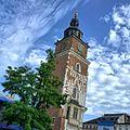 Kraków, wieża ratuszowa; fot. 01.jpg