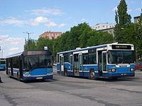 Kraków-Azory-petla autobus