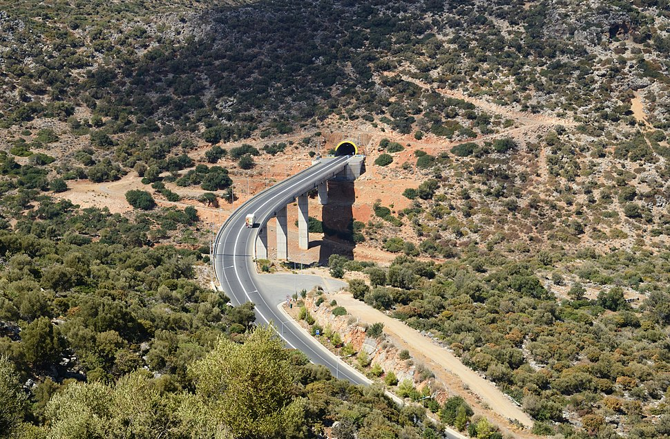 Kreta - Europastraße75 2