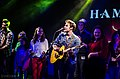 Kris Allen, Cale Mills & Fans at The Hamilton DC-61 (8153361524).jpg