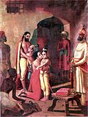 Krishna meets parents.jpg