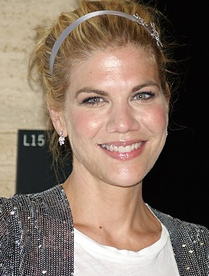 Kristen Johnston - Johnston during a PETA event honoring filmmaker Donny Moss in June 2008