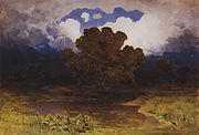 Kuindzhi Forest lake Cloud not before 1890.jpg