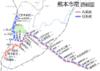 Kumamoto city tram map JA.png