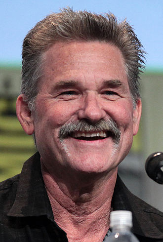 Kurt Russell - Russell at the 2015 San Diego Comic-Con International promoting The Hateful Eight