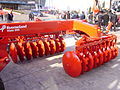 Kverneland Visio 200 disk harrow at IndAgra Farm Romexpo 2010.JPG