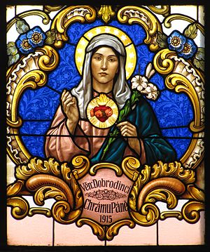 First Saturdays Devotion - Immaculate Heart of Mary