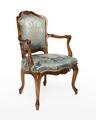 Länstol, 1700-talets mitt - Hallwylska museet - 110060.tif