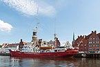Lübeck, An der Untertrave, Feuerschiff -Fehmarnbelt- -- 2017 -- 0265.jpg