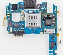 LG E455 Optimus L5 II Dual - upper printed circuit board-3152.jpg