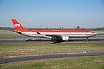 LTU Airbus A330-300, D-AERK@DUS,11.03.2007-453ot - Flickr - Aero Icarus.jpg