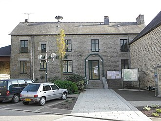 La Bazouge-du-Désert - Town hall