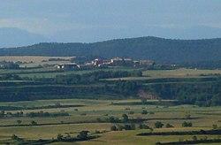 La Llavinera (Sant Pere Sallavinera) des de la torre de la Manresana.jpg