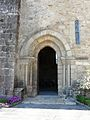 La Peyratte église portail.JPG
